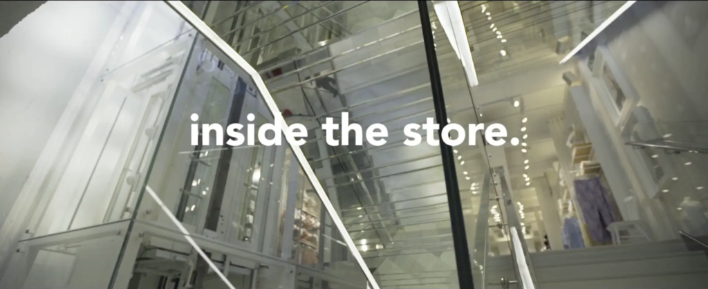 Inditex store